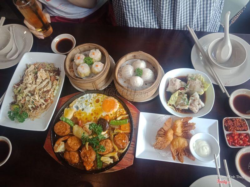 Món ăn tại Long Geylang