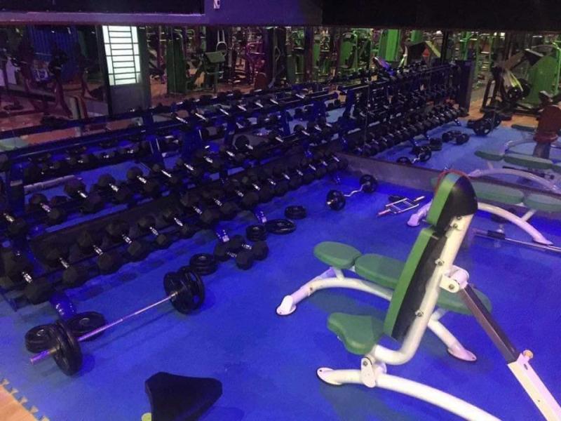 Long Gym Fitness Cần Thơ