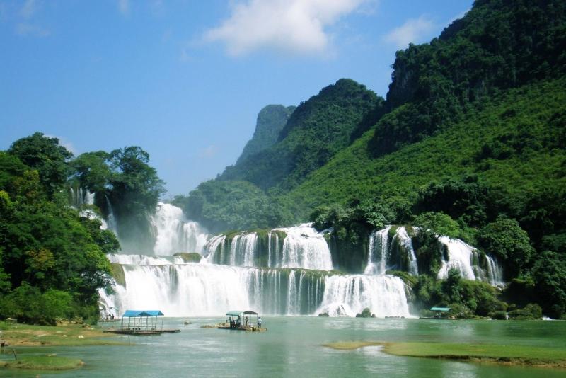 Đập thủy điện Bản Vẽ, tỉnh Nghệ An