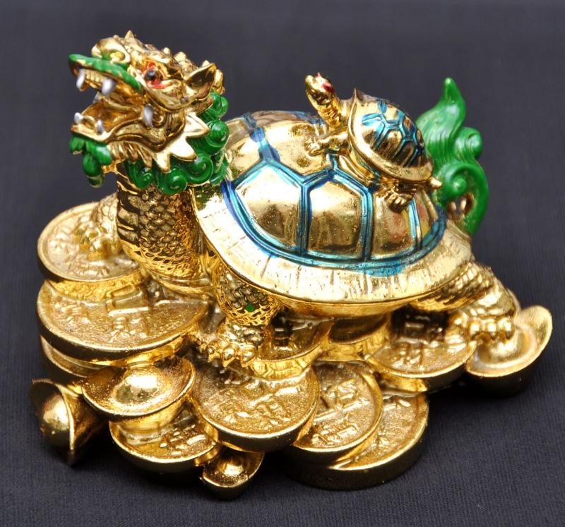Long Quy là sự kết hợp quyền lực giữa rồng và rùa