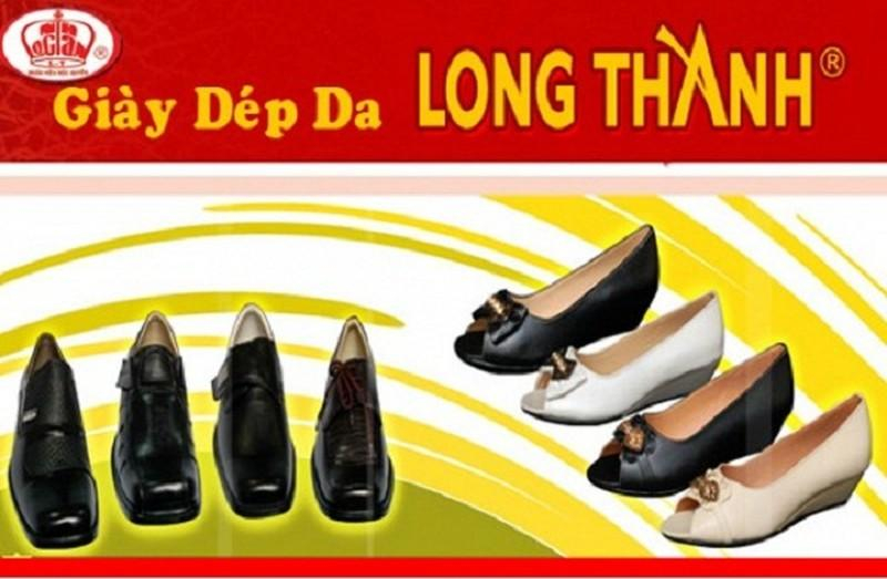 Giày dép da Long Thành
