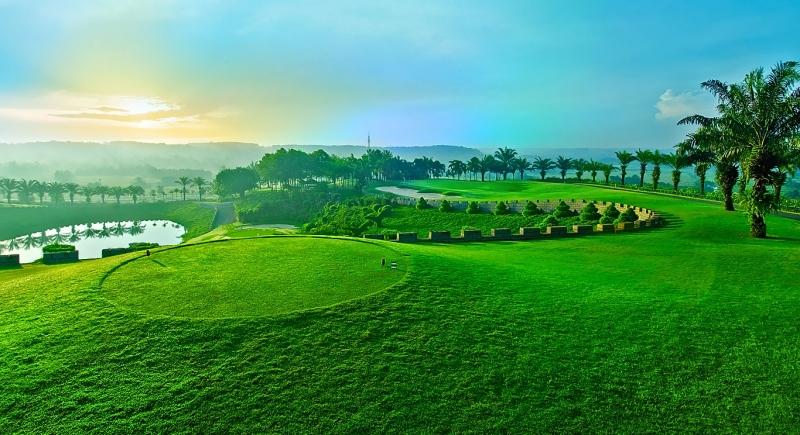 Top 10 sân golf lớn nhất Việt Nam