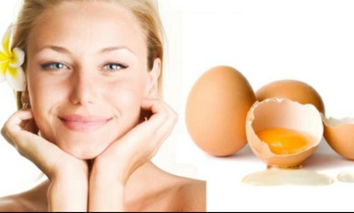 Không chỉ làm đẹp da, lòng trắng trứng còn cải thiện làn da cháy nắng