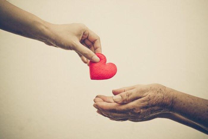Mở lòng để yêu thương đối với bệnh nhân