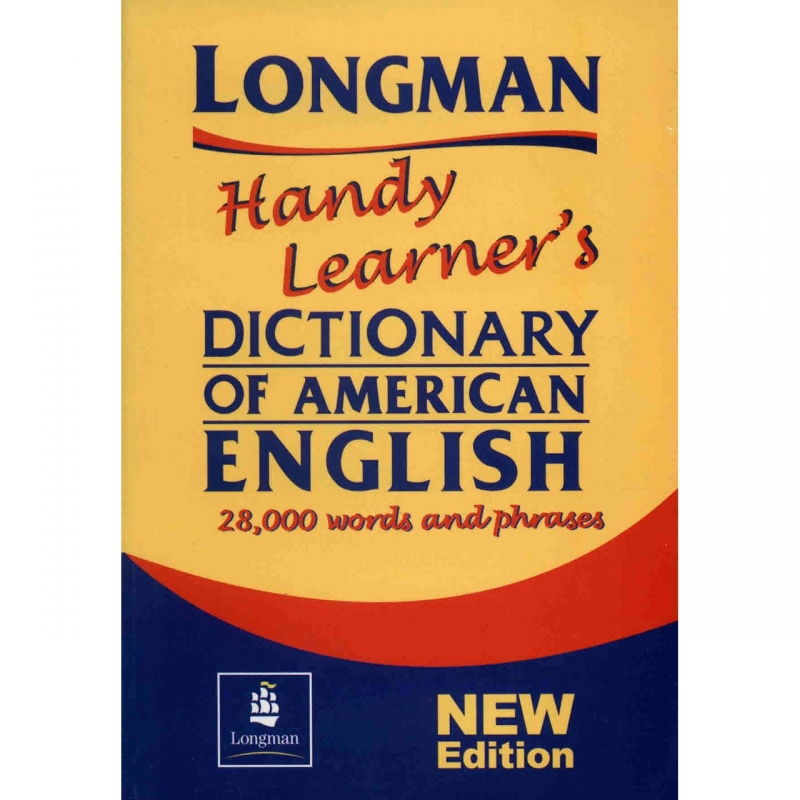 Longman Learners Dictionary Of American English