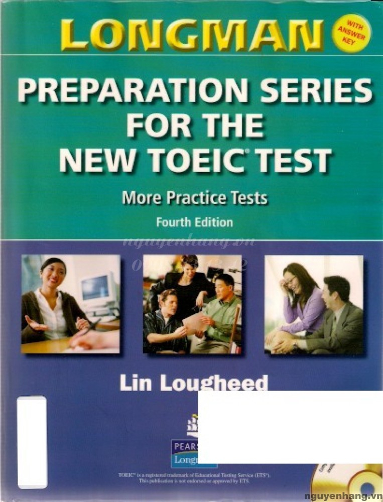 Longman Preparation Series for the TOEIC Test