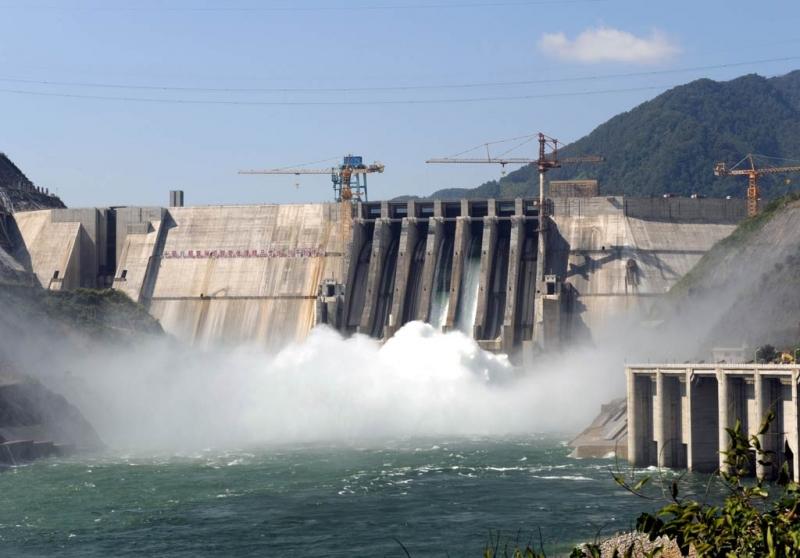 Đập Longtan (Trung Quốc) - 6,426 MW