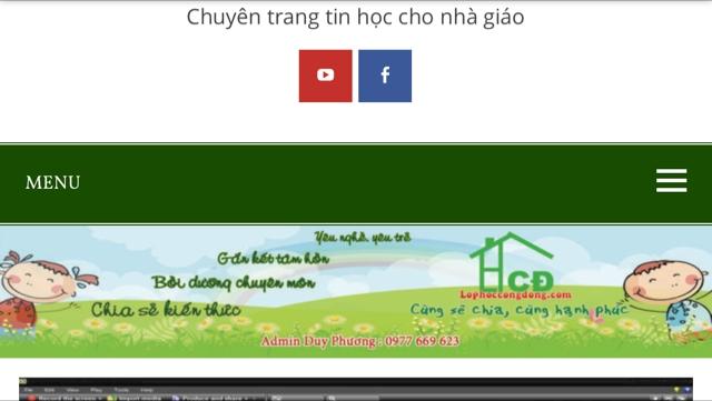 lophoccongdong.com