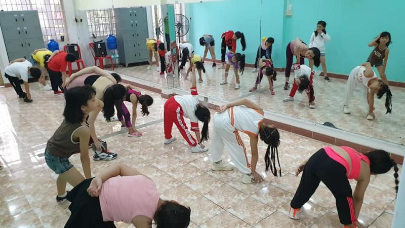 Lớp học nhảy