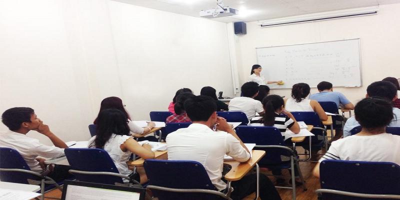 Lớp học tiếng Hàn cấp tốc tại Kokono