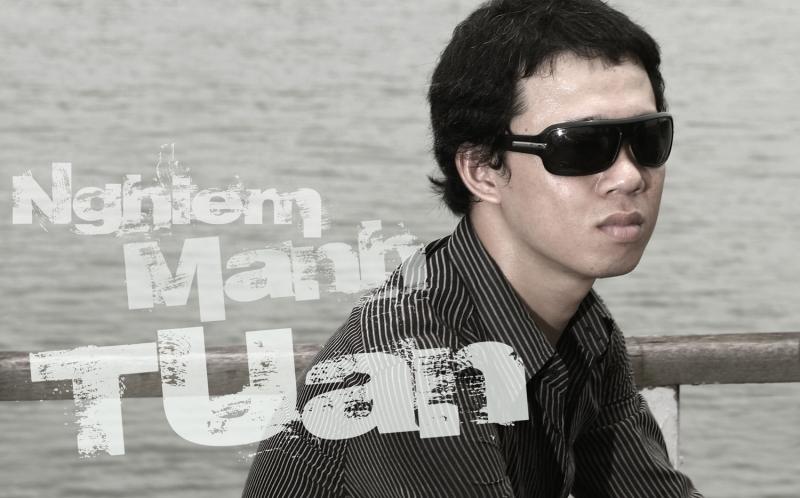 Drummer Nghiêm Mạnh Tuấn (nguồn internet)