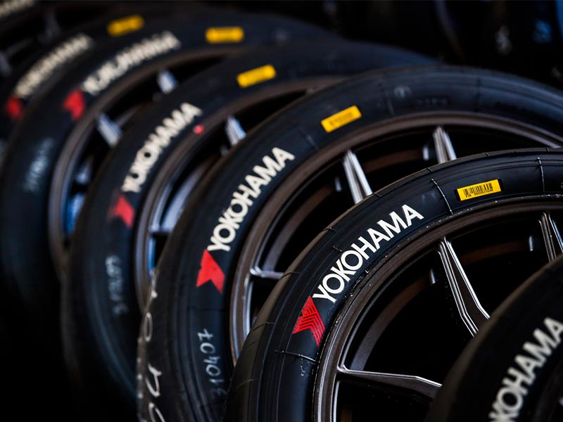 Lốp ô tô Yokohama