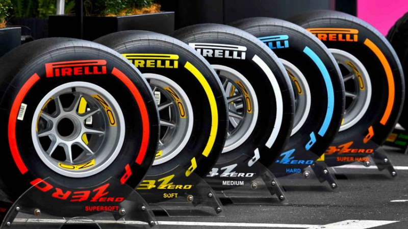 Lốp xe ô tô Pirelli