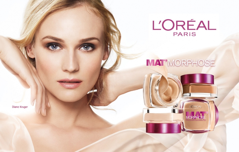 L'Oreal là một thương hiệu mỹ phẩm hàng đầu thế giới