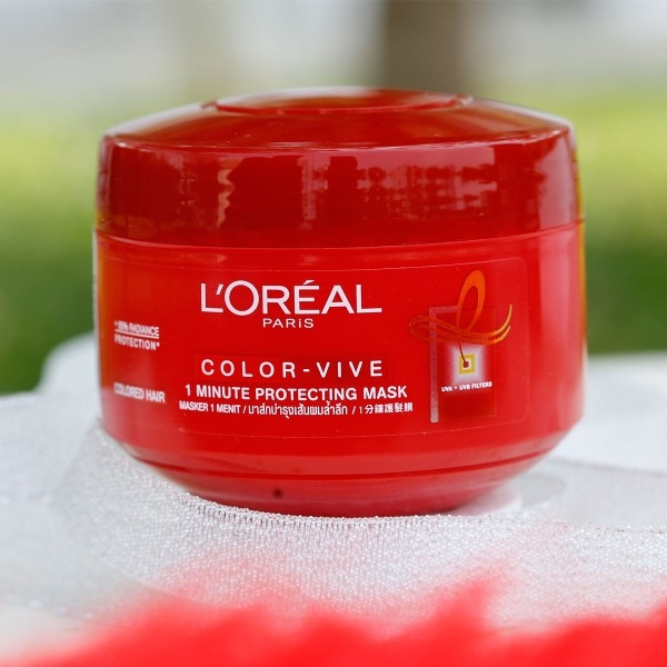 L'Oréal Color Vive Protecting Mask