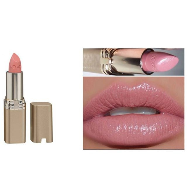 L'Oreal Colour Riche Lipcolour in Fairest Nude