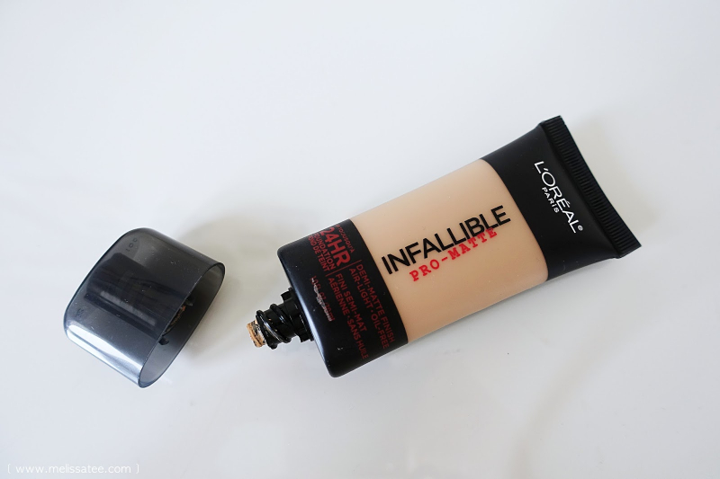 Loreal Infallible Pro-Matte 24 Hour Foundation