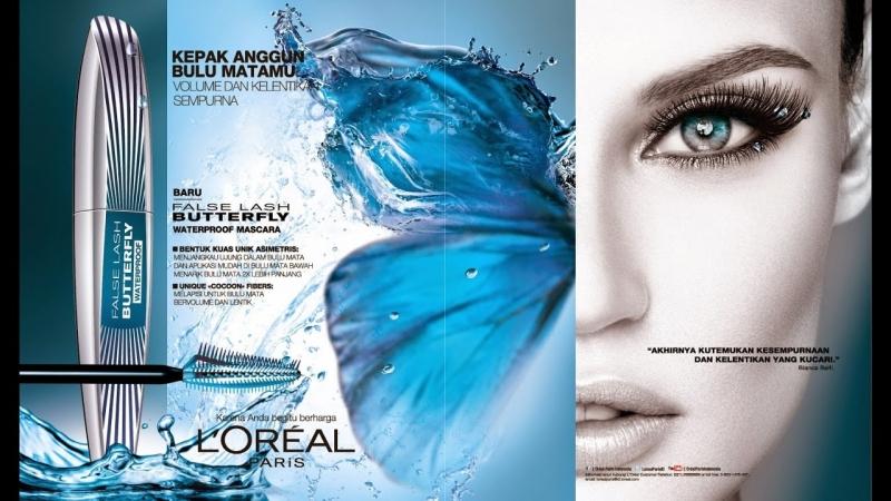 L'Oreal Paris Voluminous Butterfly Waterproof Mascara