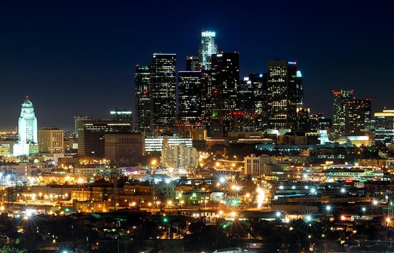 Los Angeles là thành phố lớn nhất tiểu bang California