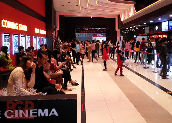 Lotte Cinema Bắc Giang
