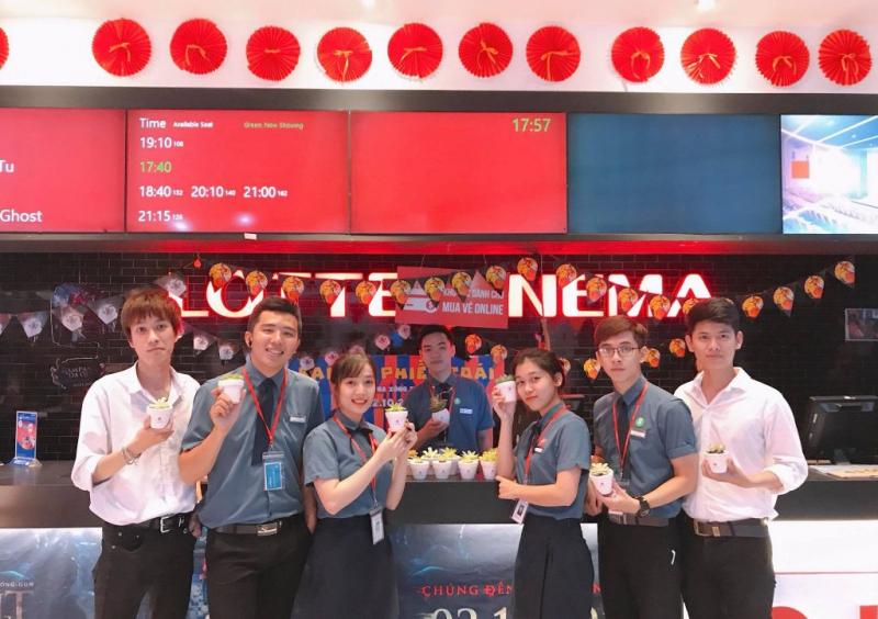 Rạp chiếu phim Lotte Huế