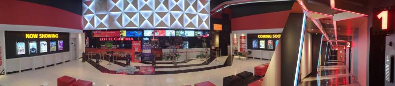 Lotte Cinema Thăng Long