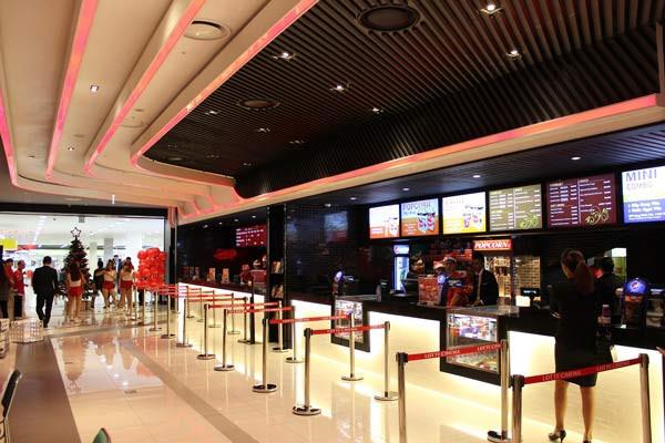 Lotte Cinema Vũng Tàu luôn nhận được sự ủng hộ từ khách hàng