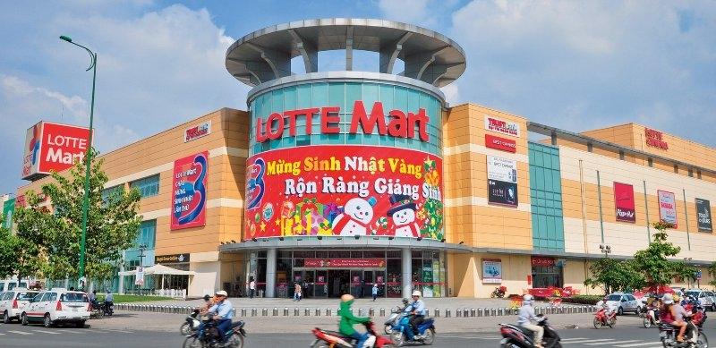 Lotte Mart Nam Sài Gòn