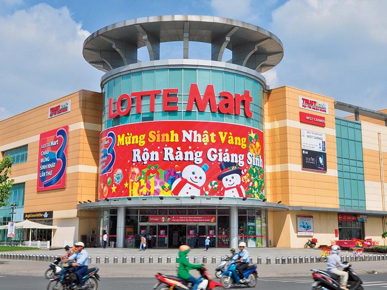 Lotte Mart quận 7