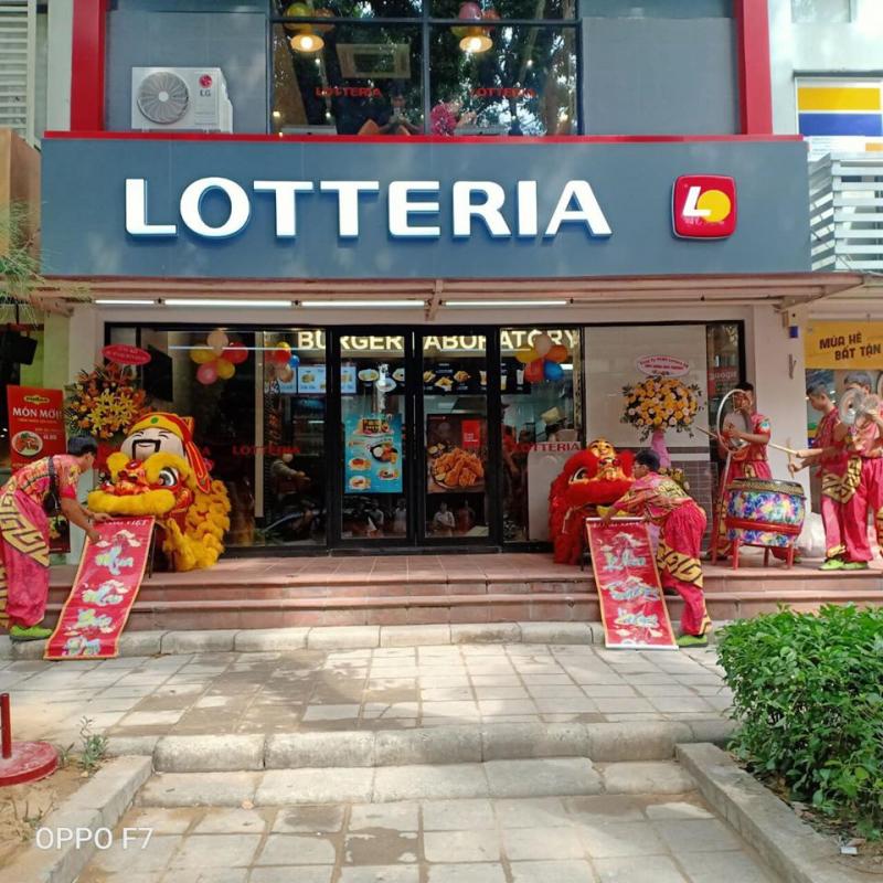 Lotteria - Keangnam Landmark