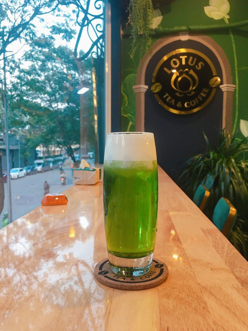 Lotus Tea & Coffee