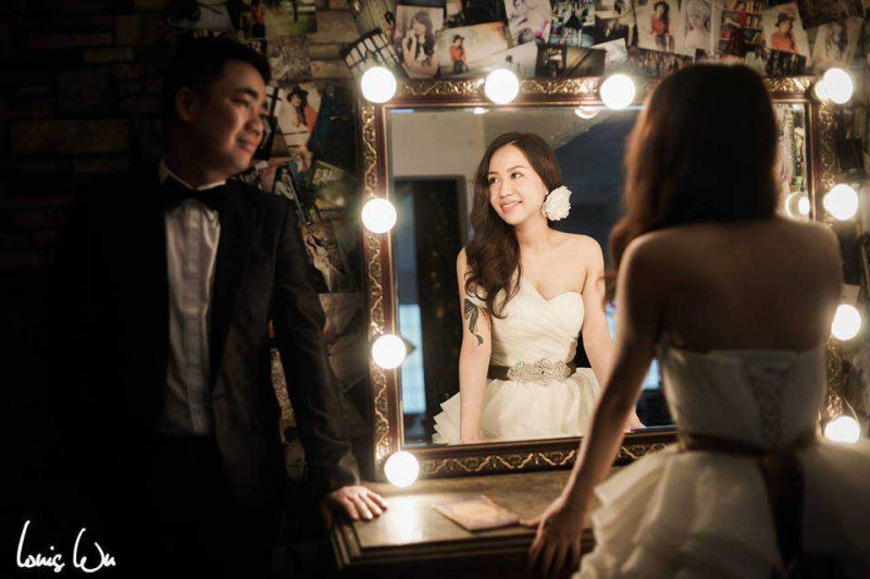 Louis Wu Studio đã được nhiều cặp đôi tin tưởng và lựa chọn