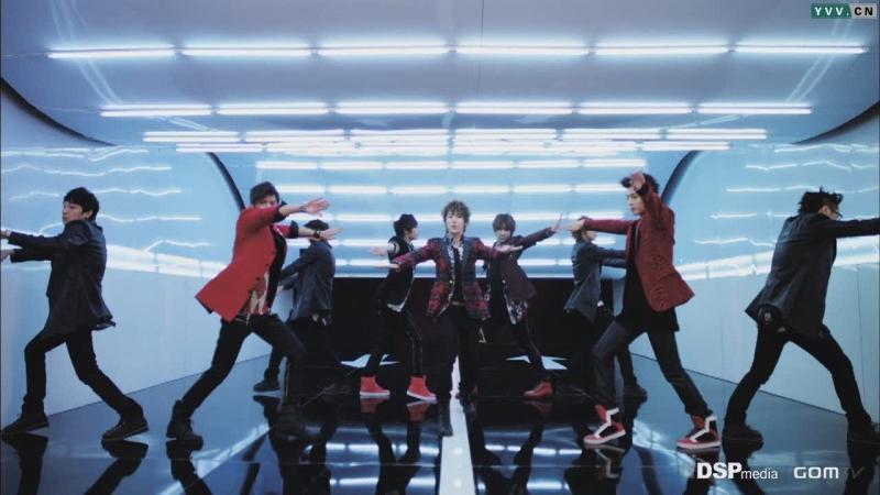 Hình ảnh được cắt ra từ MV