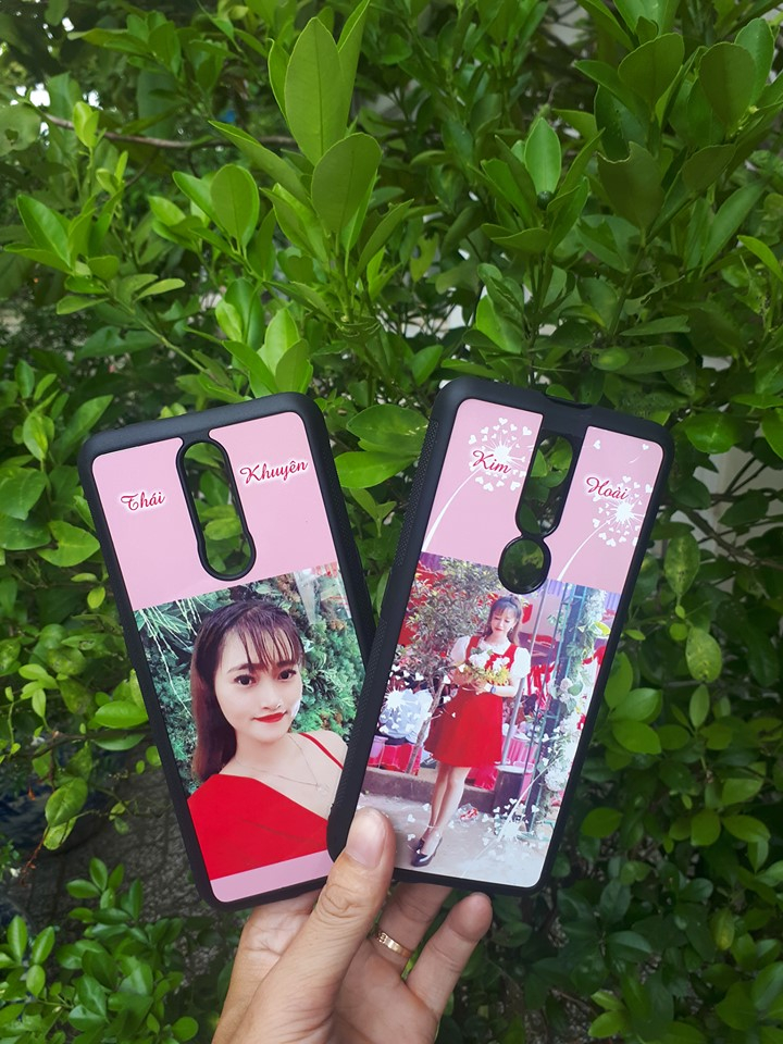 Ốp lưng điện thoại in hình theo yêu cầu tại Love's Shop