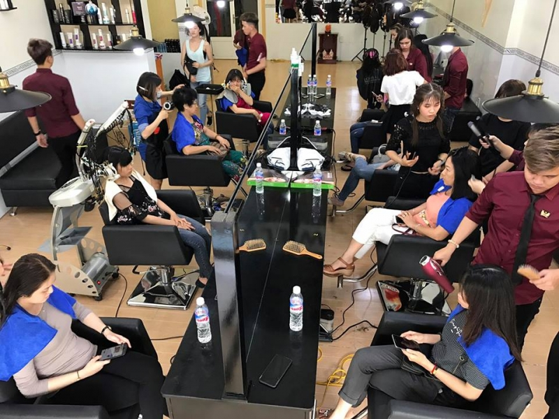 LP Hairdesign Long Xuyên