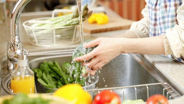 Lựa chọn chế biến và ăn những thực phẩm ăn toàn
