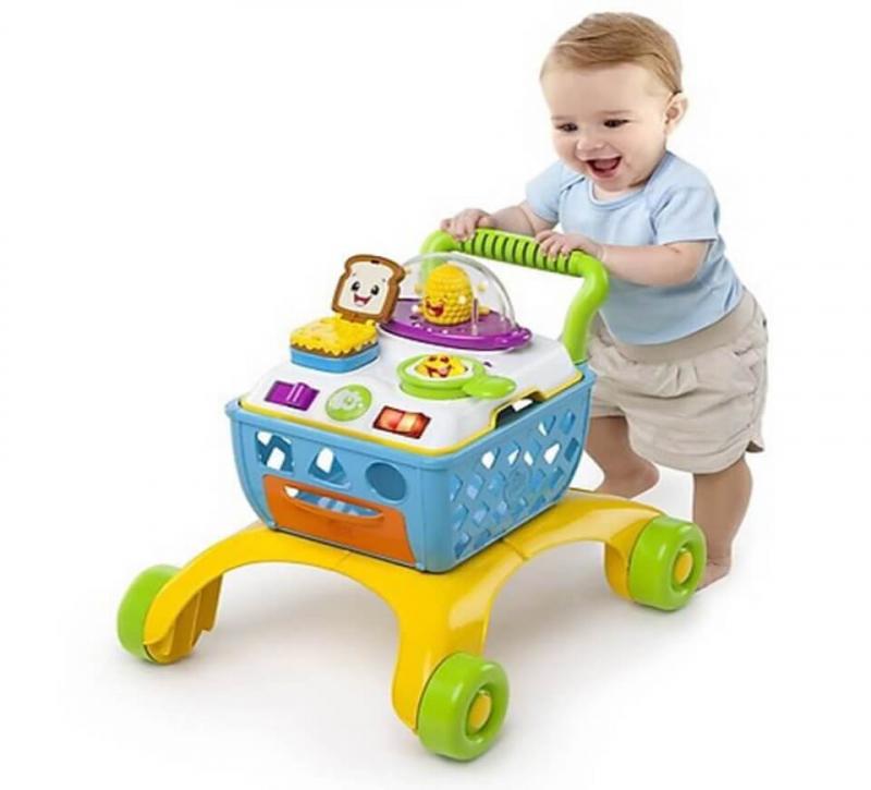 Lựa chọn đồ chơi theo sở thích của con