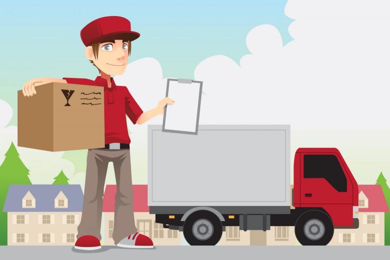 Dịch vụ vận chuyển, giao hàng đảm bảo chất lượng