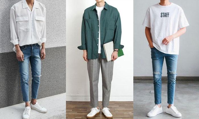 Lựa chọn trang phục có thiết kế đơn giản