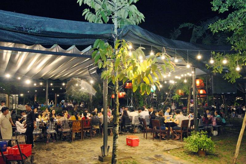 Lúa Nếp restaurant