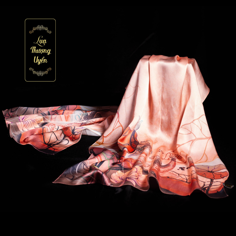 Lụa Thượng Uyển - VietNam Silk