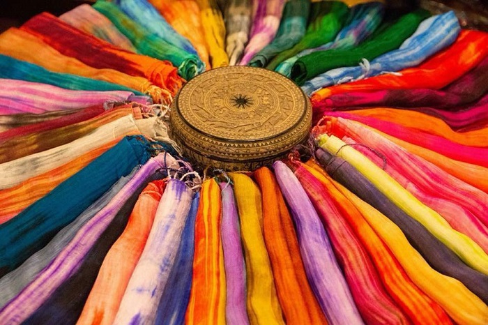 Lụa tơ tằm Cường Hoàn Silk