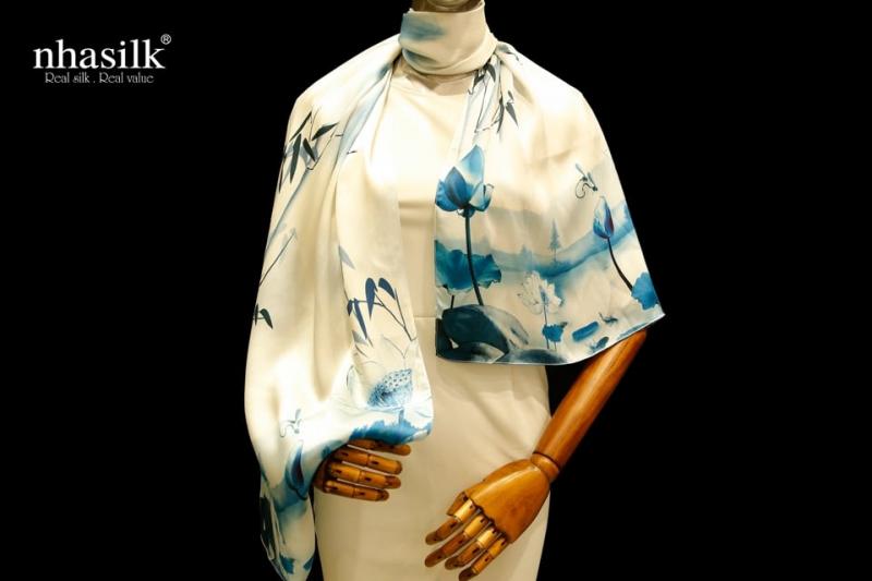 Lụa tơ tằm Nha Silk