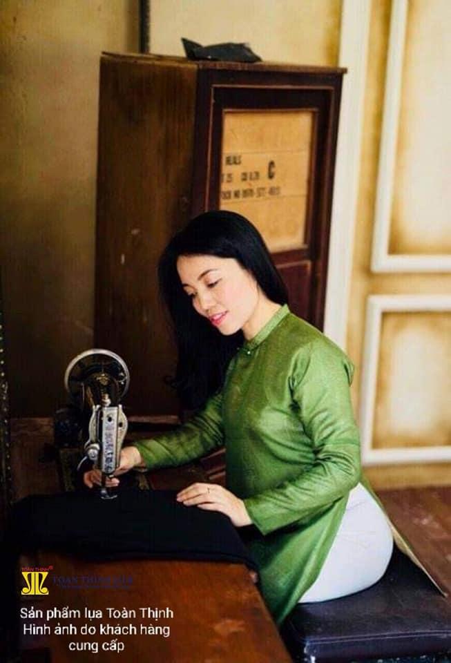 Lụa Tơ Tằm Toàn Thịnh - Toan Thinh Silk