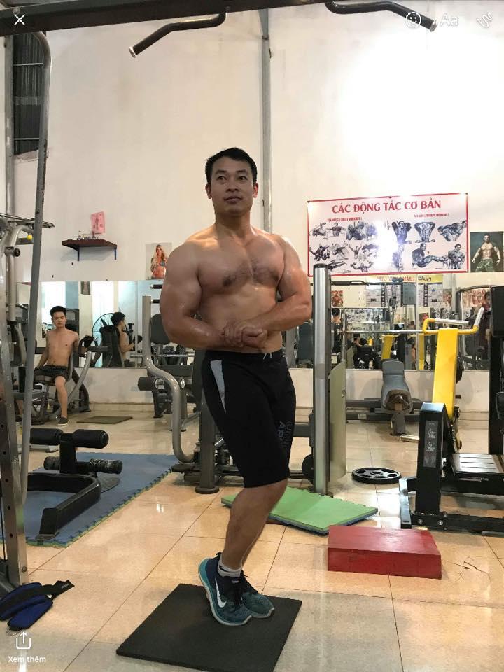 LUÂN HUY Fitness Center