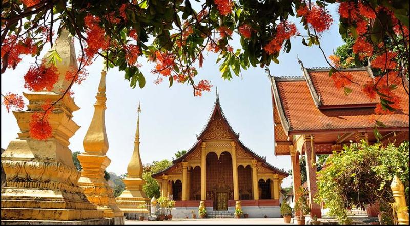 Luang Prabang được UNESCO công nhận là Di sản văn hoá Thế giới