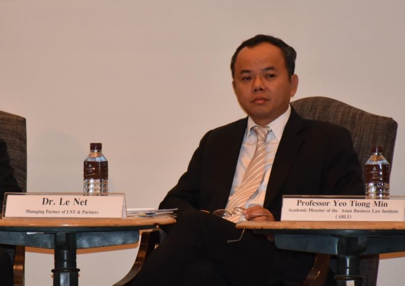 Luật sư Lê Nết