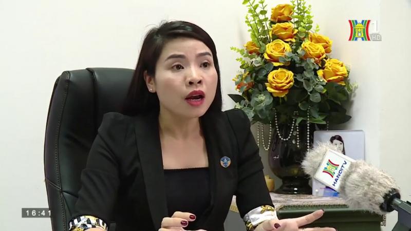 Luật sư Phạm Thị Thu