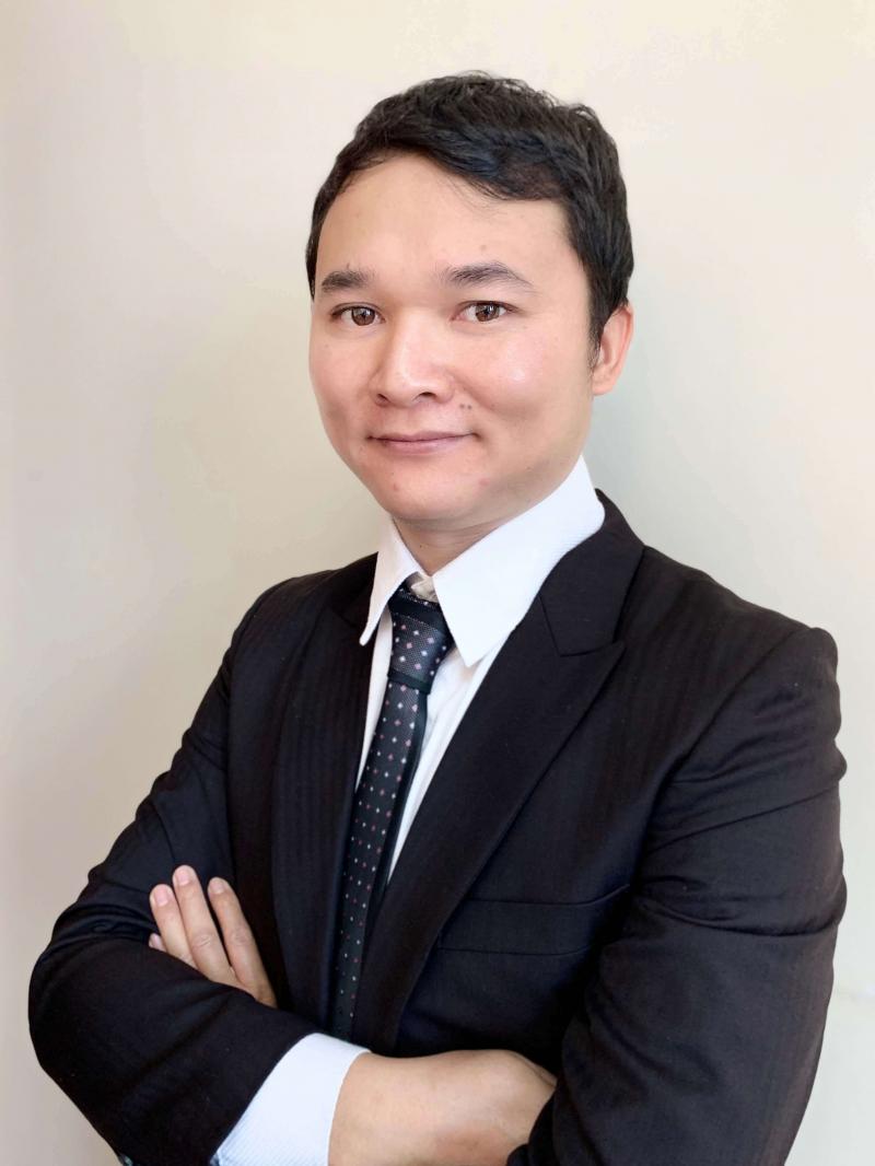 Luật sư Phạm Văn Sinh