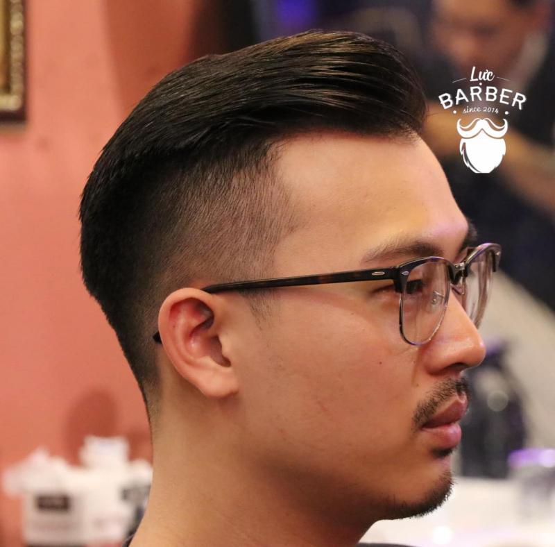 Lực barber shop  KDC Chánh Nghĩa